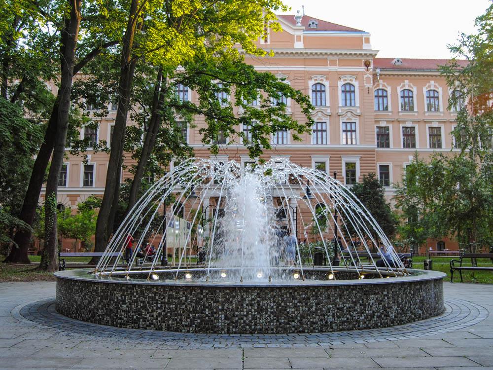 """Oradea - Muzeul """"Ţării Crişurilor"""""""