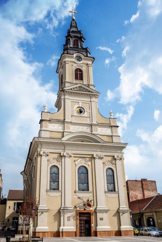 Oradea - Turnul Primăriei