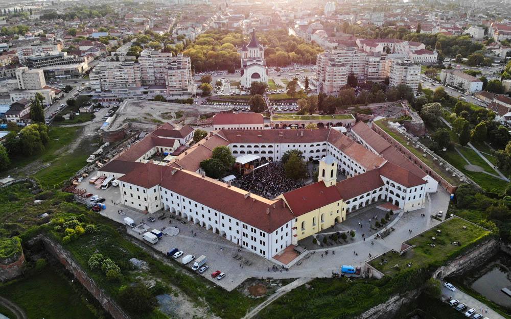 Oradea - Ceatea Oradiei