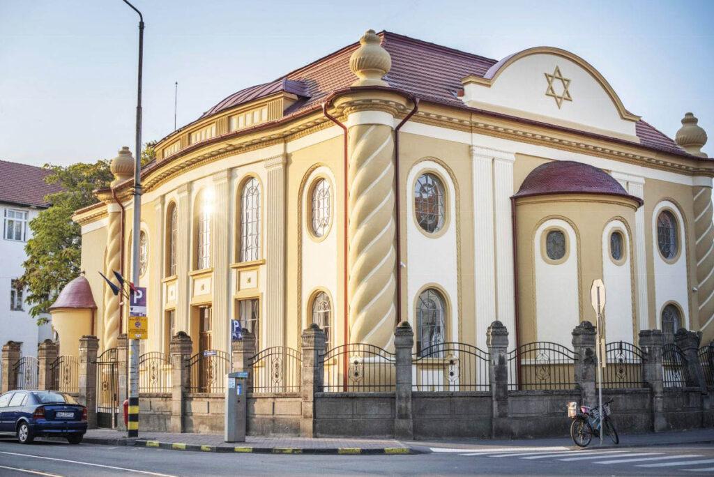 Oradea - Muzeul istoriei evreilor din Oradea și Bihor