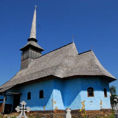 Biserica de lemn de la Fânațe